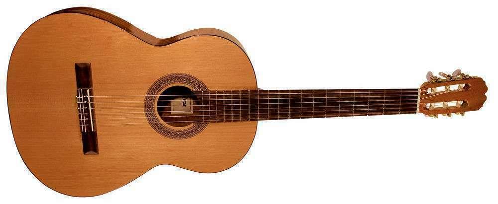 Admira Diana Spanish Full Size Classical Guitar - Vintage   Modern ... 1b2a1dd5e