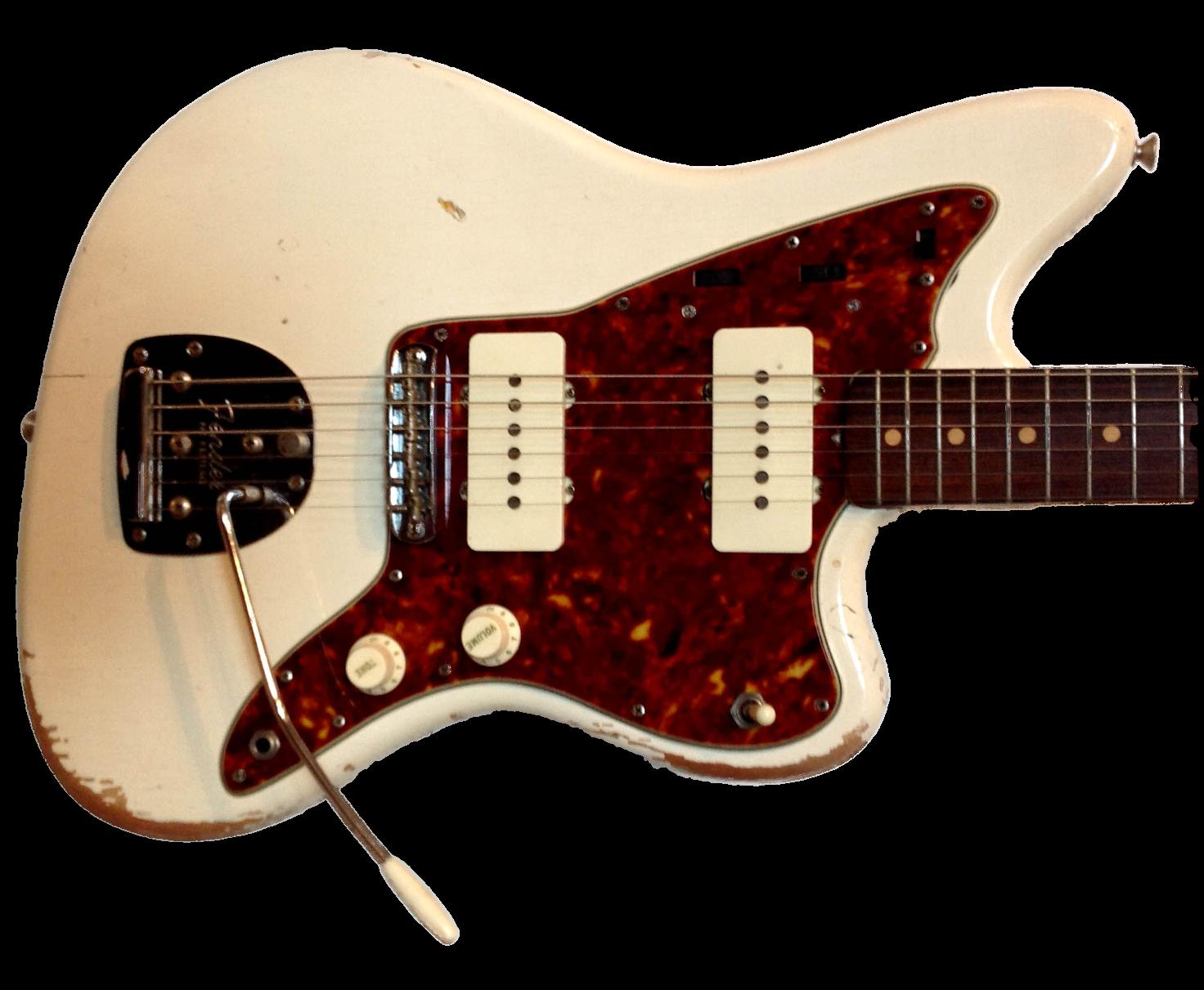 Fender Jazzmaster Olympic White Vintage Amp Modern Guitars