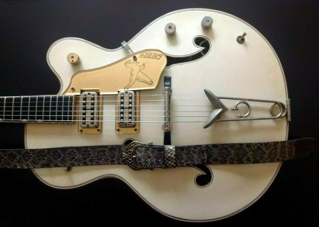 Fender Guitar Strap >> R&B Leathers USA - Genuine Diamond Back Rattle Snake skin ...