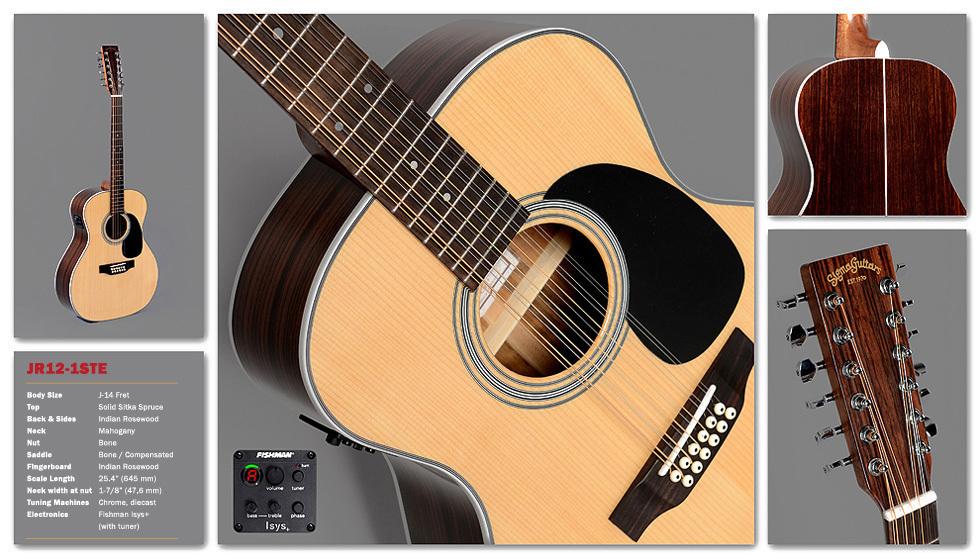 sigma jr 12 1ste vintage modern guitars. Black Bedroom Furniture Sets. Home Design Ideas