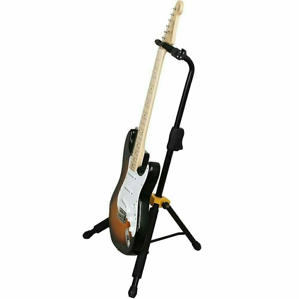 hercules single guitar stand gs414b vintage modern guitars. Black Bedroom Furniture Sets. Home Design Ideas