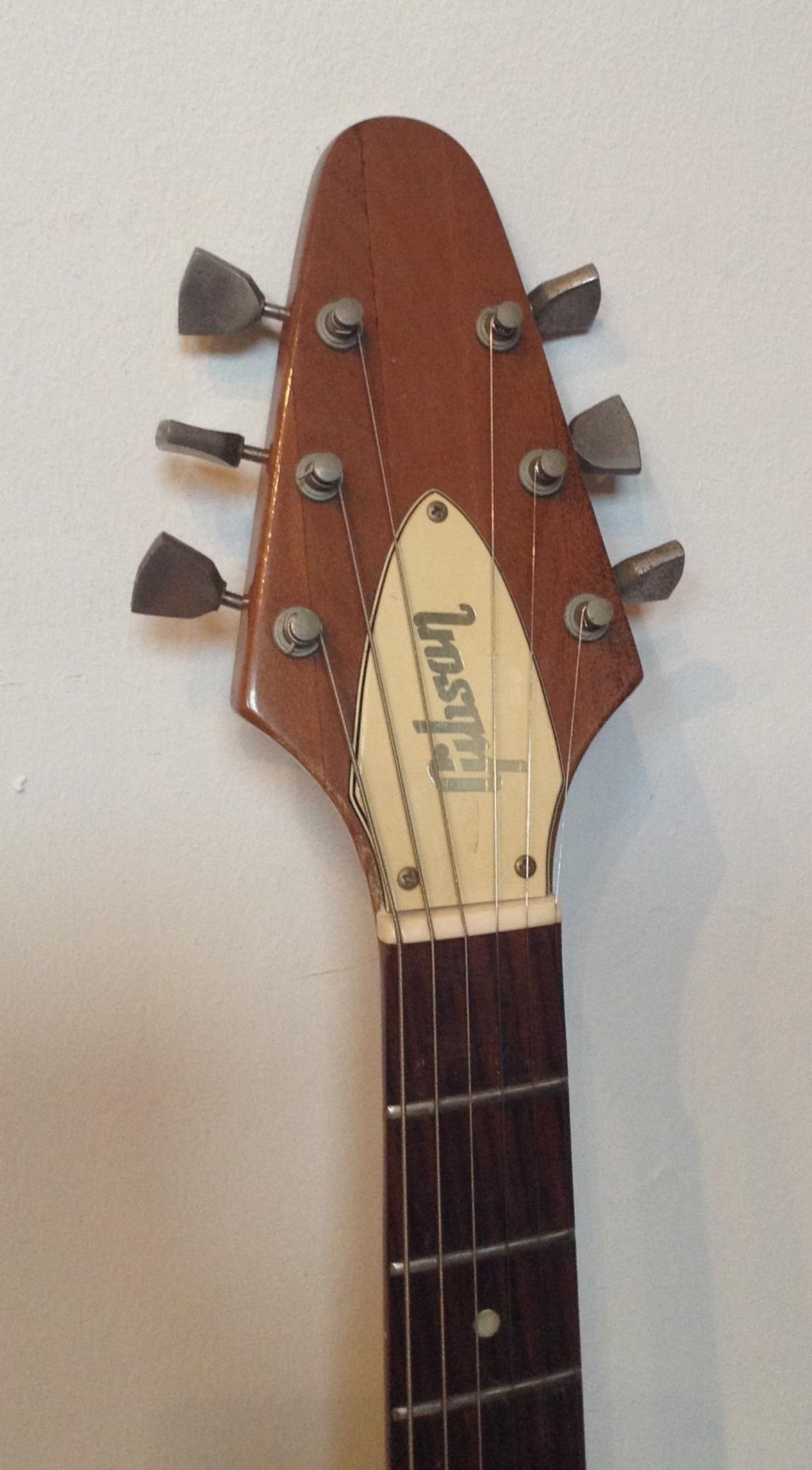 Taylor Guitars For Sale >> 1975 Gibson Flying V - Vintage & Modern Guitars