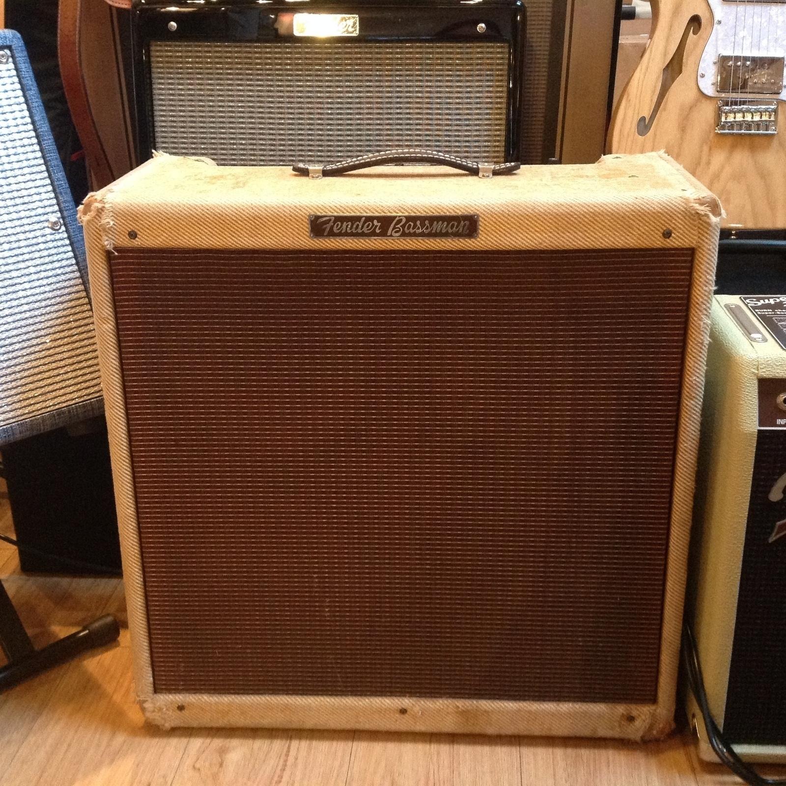 1956 Fender Bassman