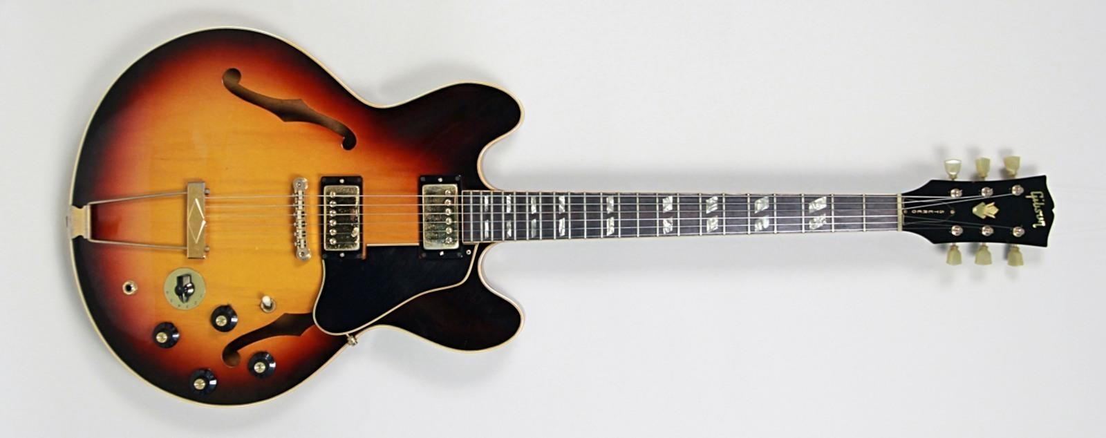 Gibson Guitars For Sale >> 1968 Gibson ES 345 - Vintage & Modern Guitars