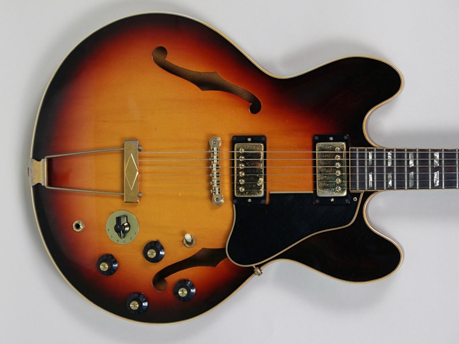 1968 Gibson Es 345 Vintage Amp Modern Guitars