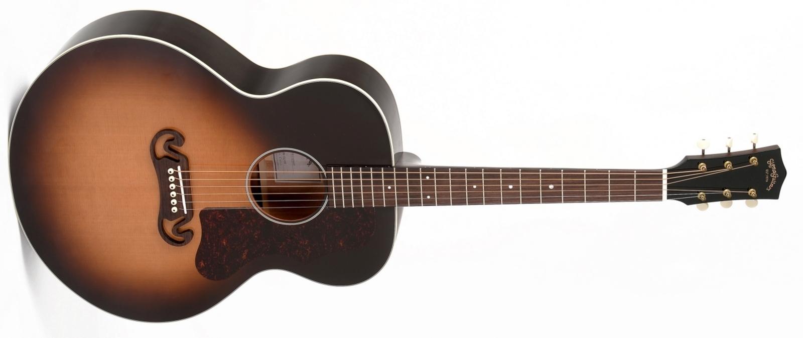 sigma sg 100 jumbo electro acoustic vintage modern guitars. Black Bedroom Furniture Sets. Home Design Ideas