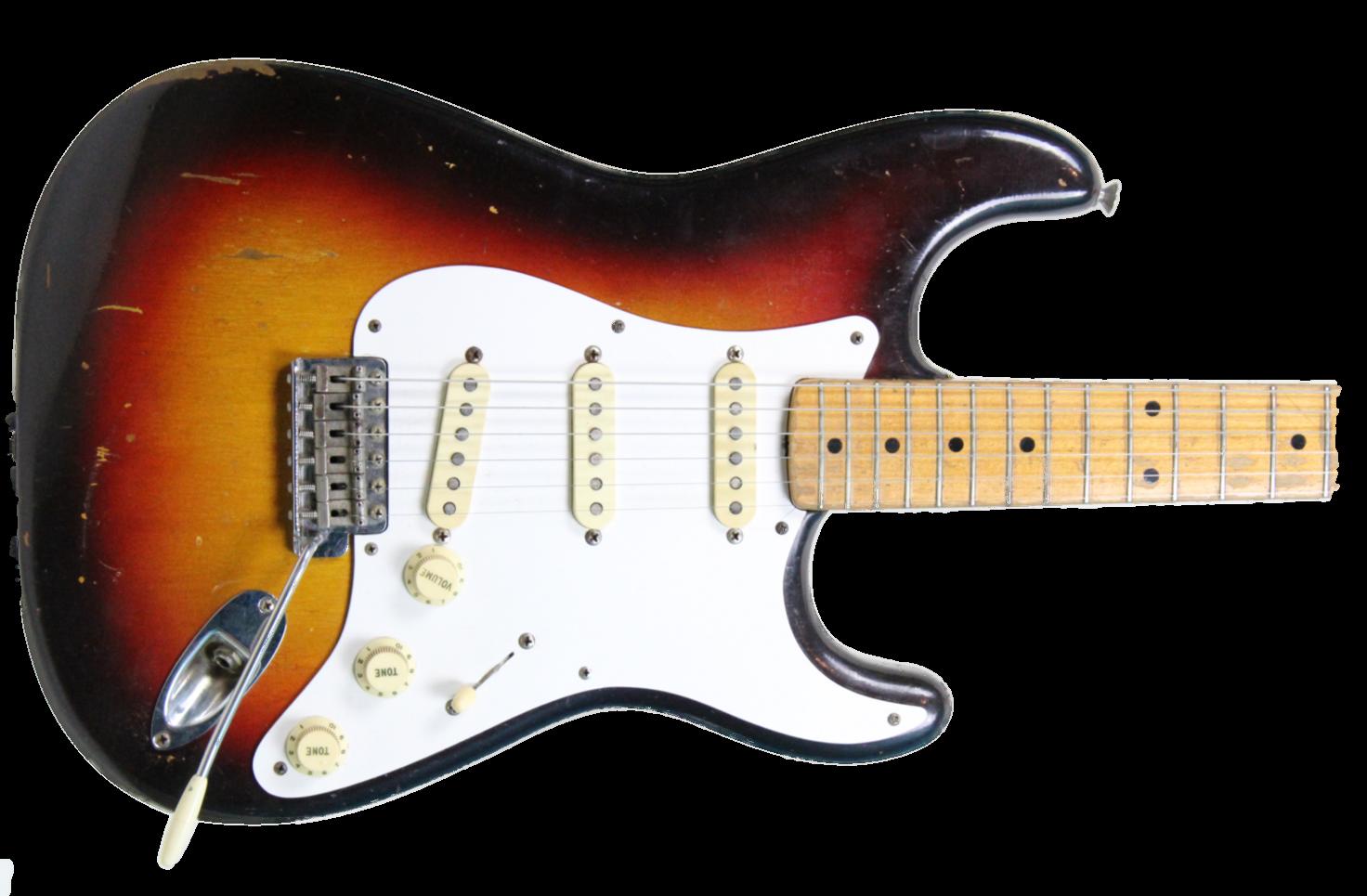 1958 Fender Stratocaster Vintage Modern Guitars