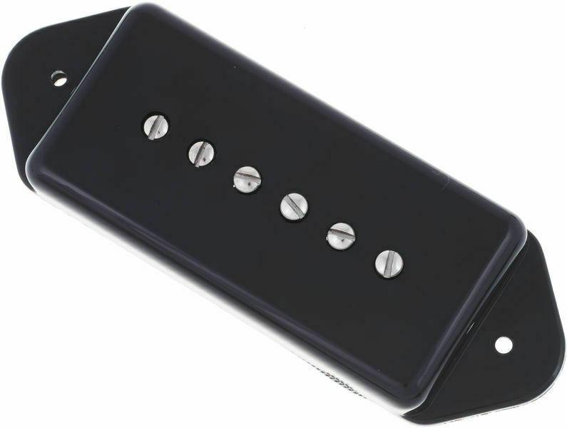 lindy fralin neck dog ear p90 used vintage modern guitars. Black Bedroom Furniture Sets. Home Design Ideas