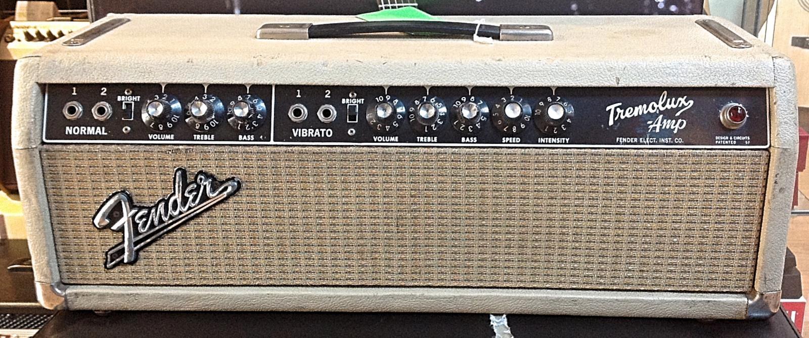 1964 Fender Tremolux Head