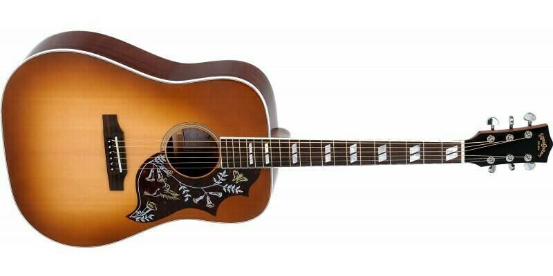 sigma dm sg5 vintage modern guitars. Black Bedroom Furniture Sets. Home Design Ideas