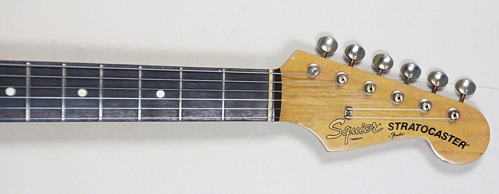 1983 Fender Squier JV 62 Stratocaster