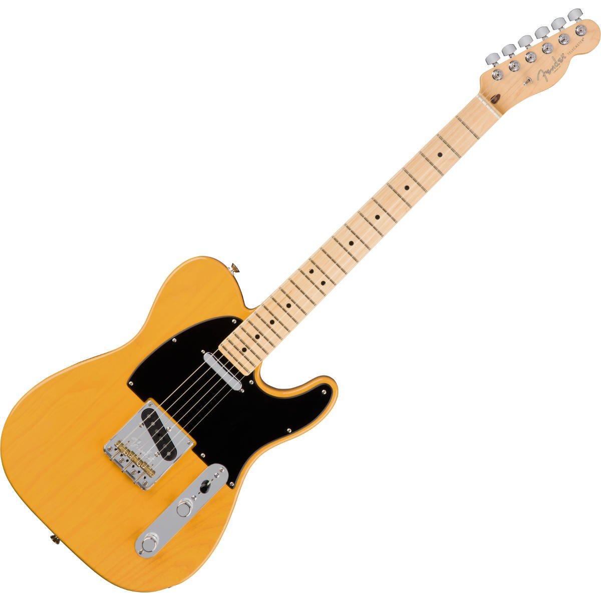 fender american pro telecaster maple fingerboard butterscotch blonde vintage modern guitars. Black Bedroom Furniture Sets. Home Design Ideas