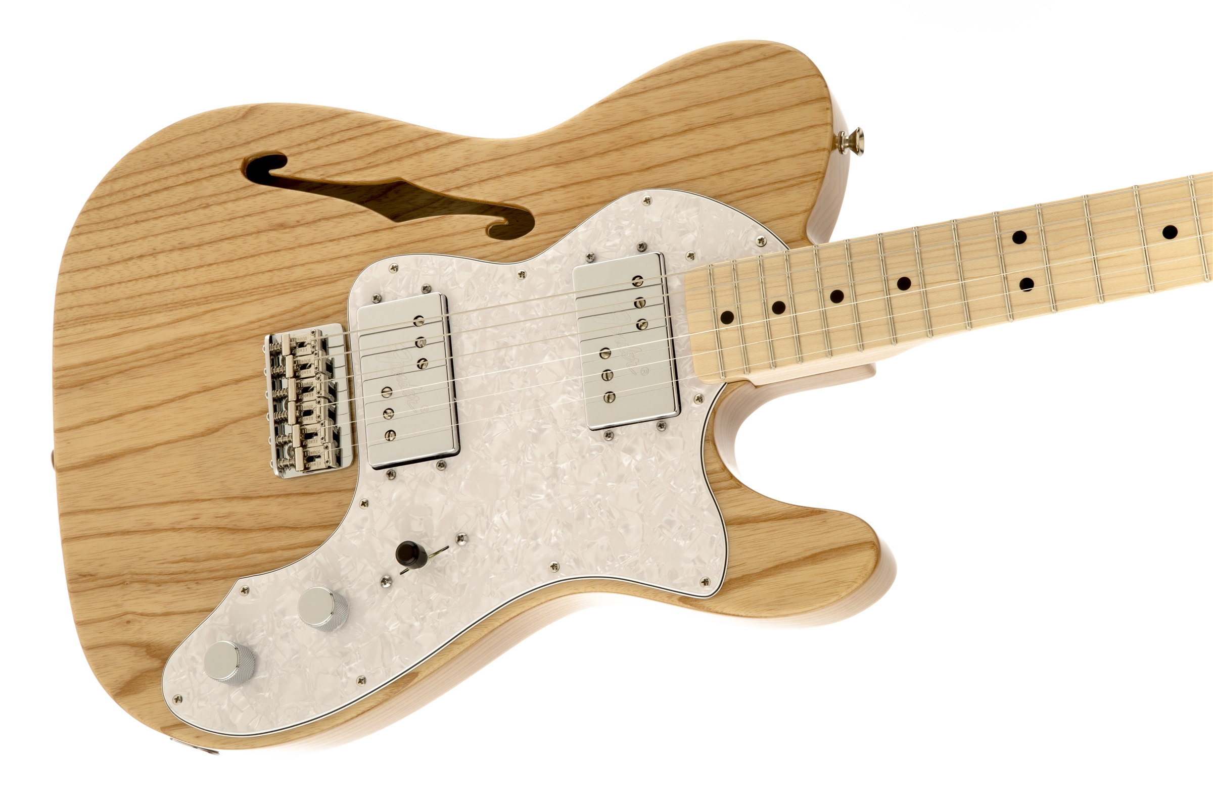 Fender Classic Series 72 Telecaster Thinline Maple