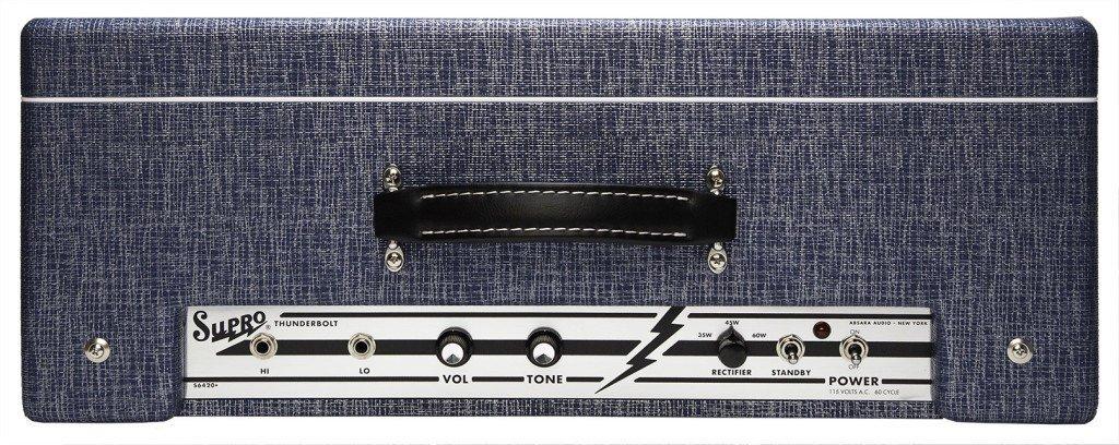 supro thunderbolt s6420 vintage modern guitars. Black Bedroom Furniture Sets. Home Design Ideas