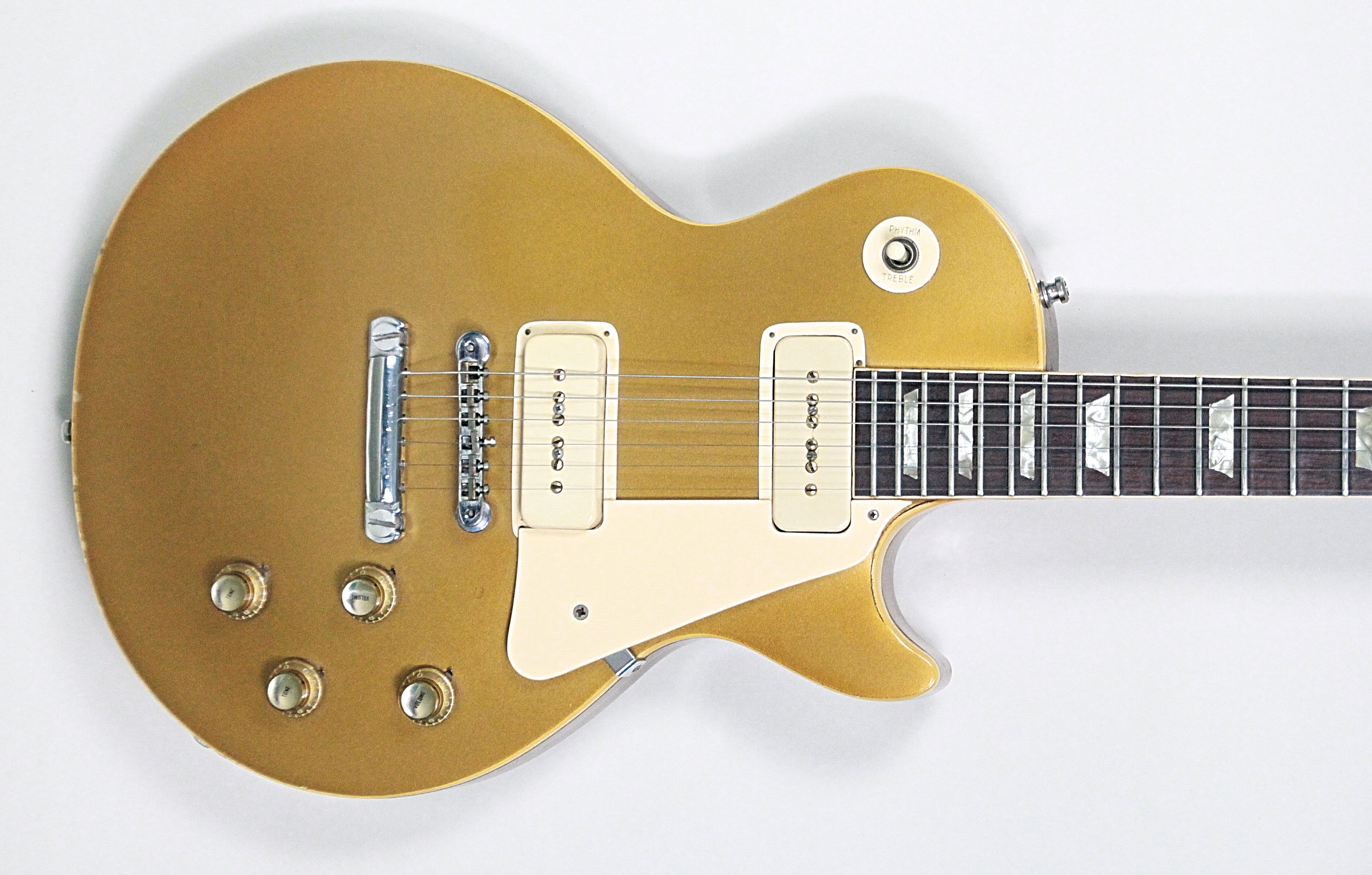 Taylor Guitars For Sale >> 1971 Gibson Les Paul Deluxe Gold Top - Vintage & Modern ...
