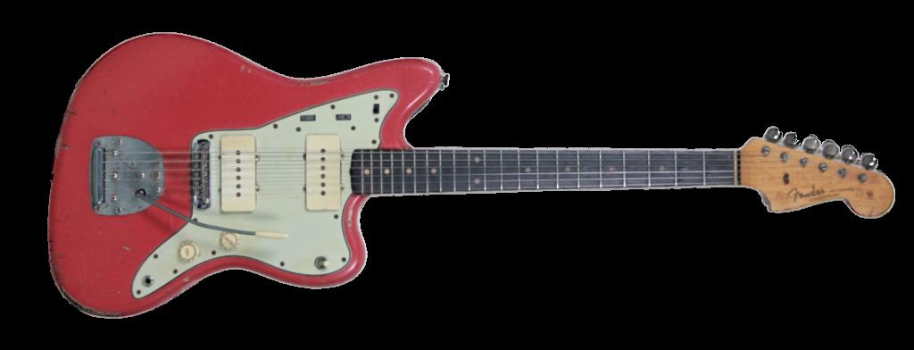 1963 fender jazzmaster fiesta red vintage modern guitars. Black Bedroom Furniture Sets. Home Design Ideas