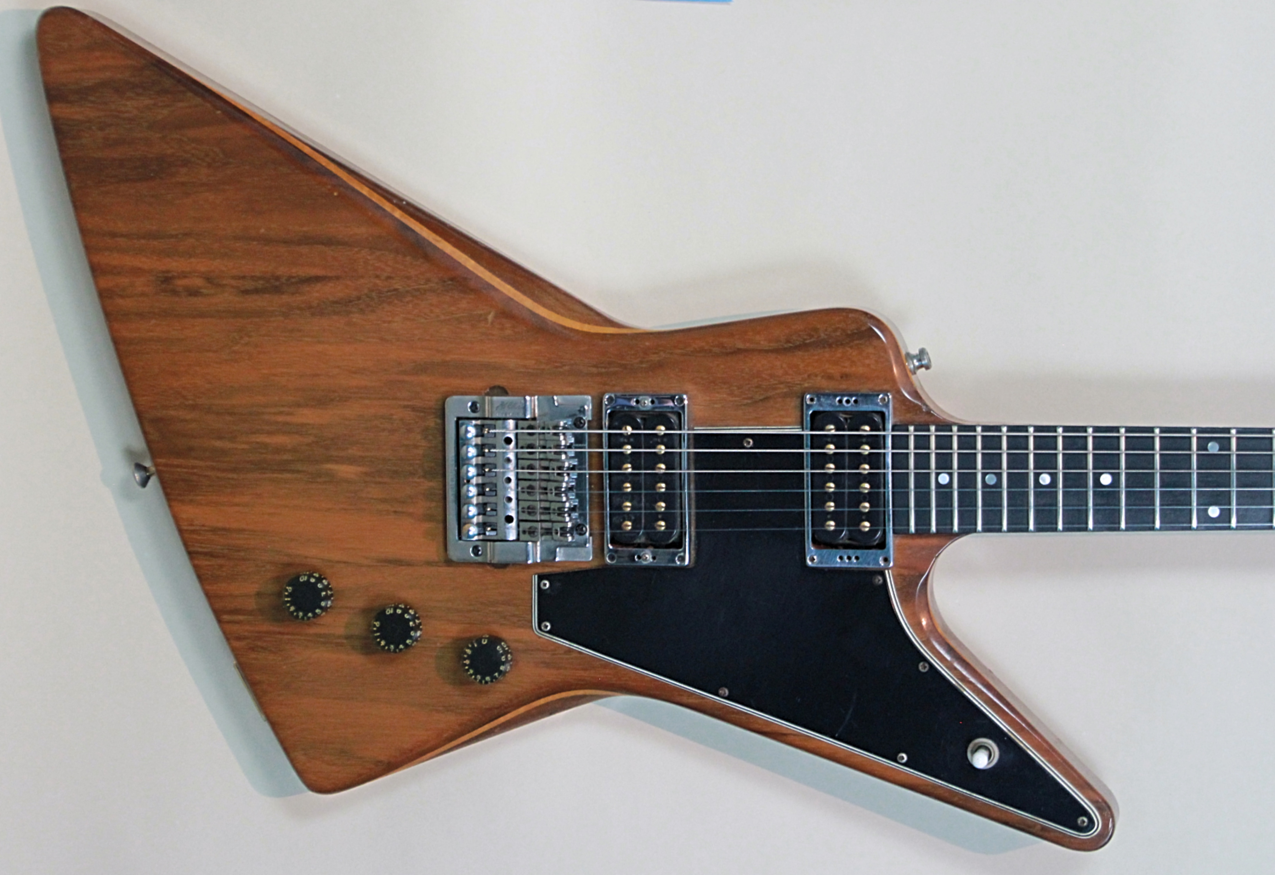 1980 Gibson Explorer E2 Vintage Amp Modern Guitars