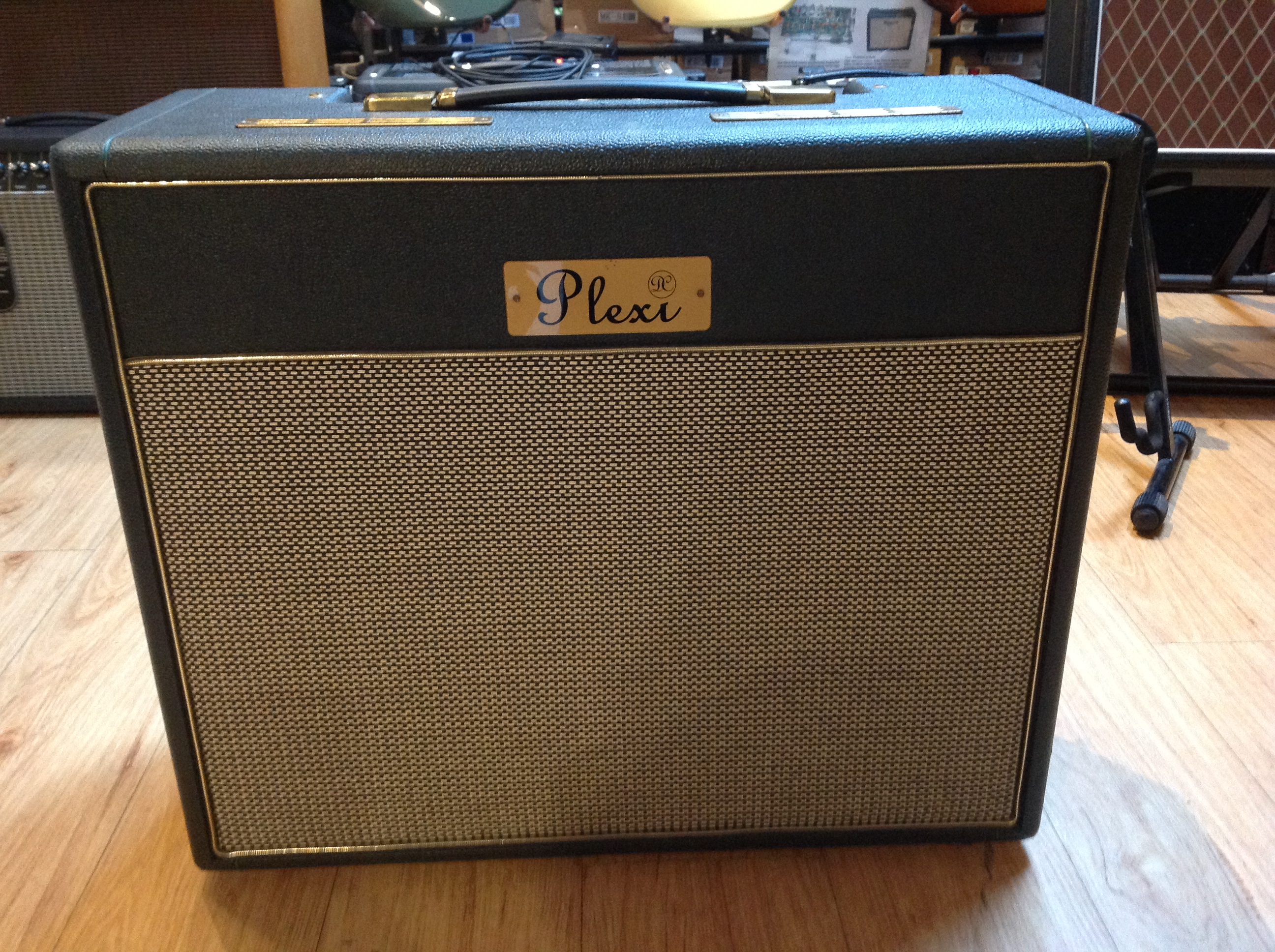 2005 cornell plexi 18 20 combo guitar amplifier vintage modern guitars. Black Bedroom Furniture Sets. Home Design Ideas