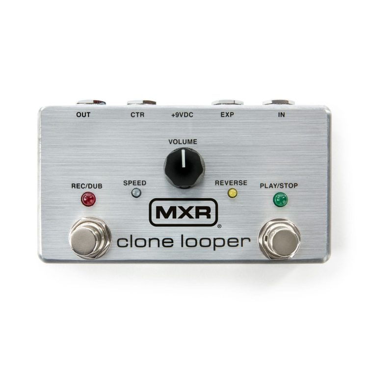 mxr clone looper pedal m303 vintage modern guitars. Black Bedroom Furniture Sets. Home Design Ideas